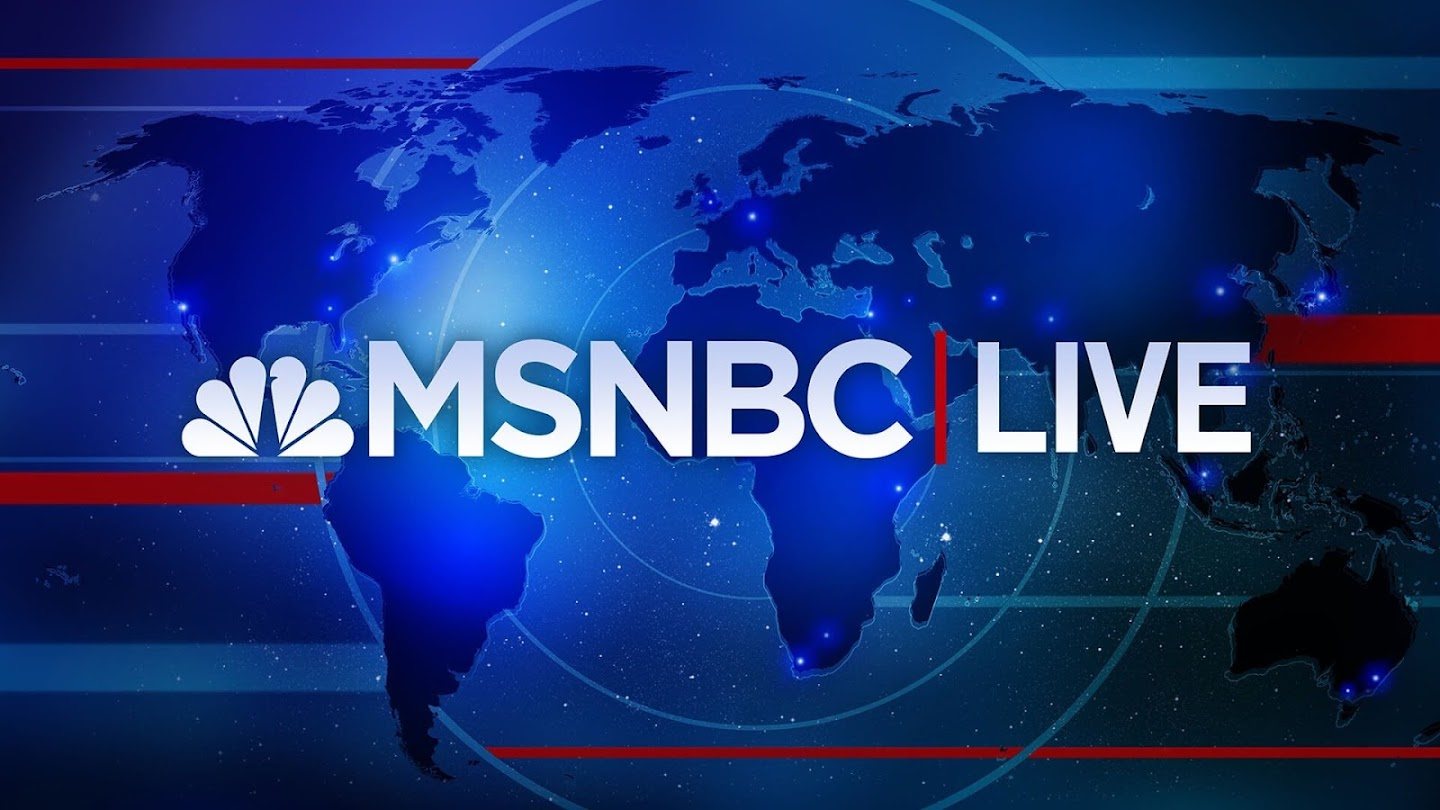 MSNBC Live With Andrea Mitchell
