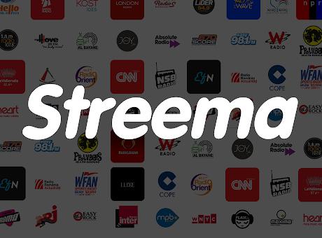 Streema - Radio & TV