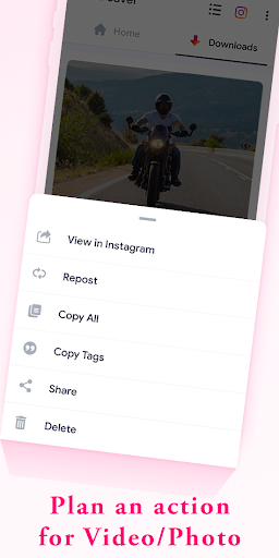 Video-Downloader für Insta - Repost für Instagram-Screenshots 4