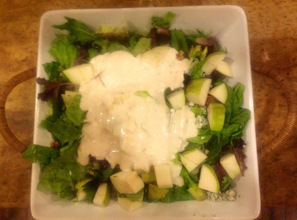 Light Sour Cream Salad Dressing Recipe