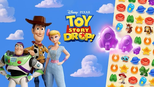 Toy Story Drop! 7