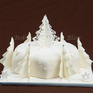 Colorado Wonderland Cake Video