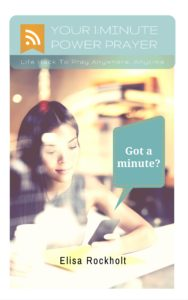 Get Your Copy of The 1:Minute Power Prayer