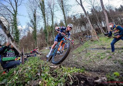 Mathieu van der Poel bevestigt dat hij zeker tot 2024 doorgaat met mountainbiken