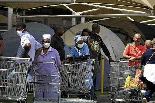 Fear of hunger beats fear of infection as Covid-19-induced lockdown looms - SowetanLIVE