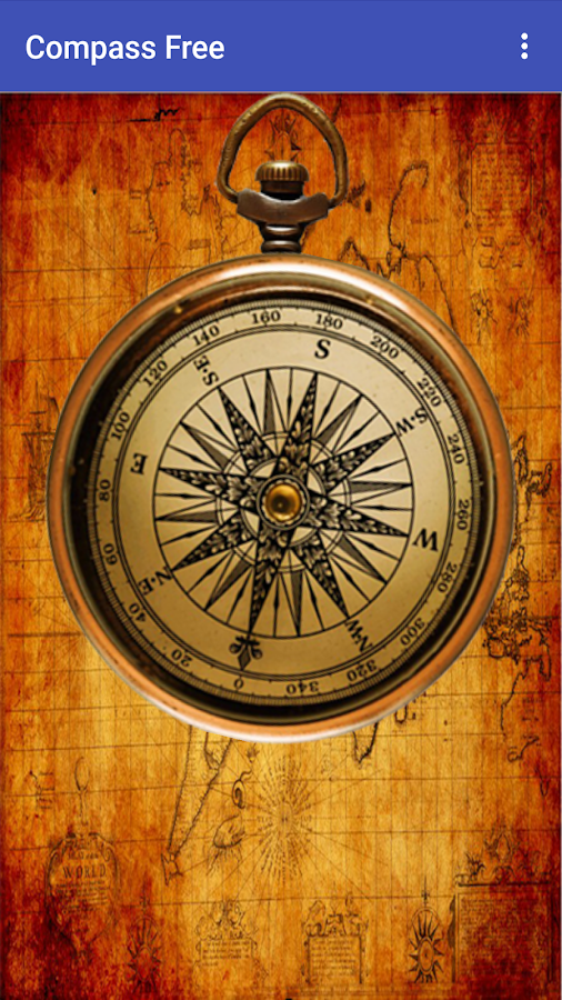 Compass Free- screenshot