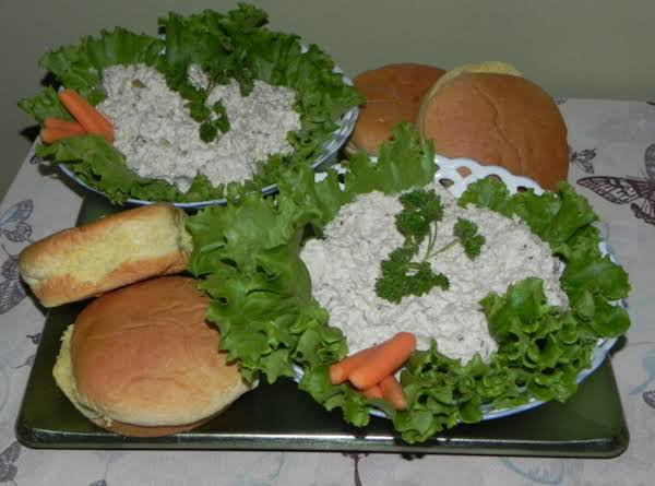 Fancy Tuna Salad Recipe