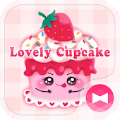 Sweets Wallpaper Lovely Cupcake Theme