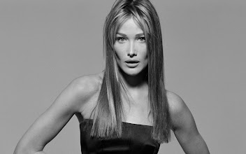 Photo: COMMENT with your birthday wishes for Carla Bruni!  SEE Carla in our Supermodels of the 90s special: http://youtu.be/EEvp-qIqHBI