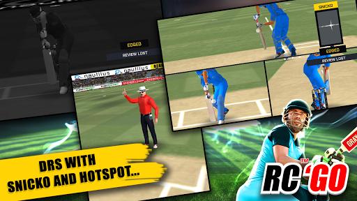 Real Cricket™ GO screenshot 4
