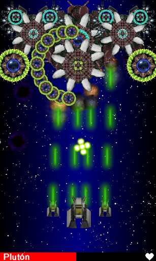 Spaceship Games - Alien Shooter  screenshots 1