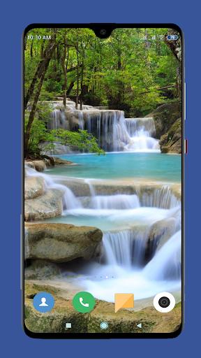 Waterfall Wallpaper HD 1.04 screenshots 9