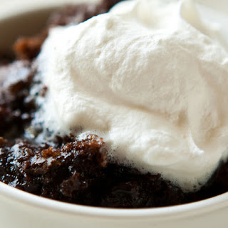 Slow-Cooker Chocolate Lava Cake Recipe