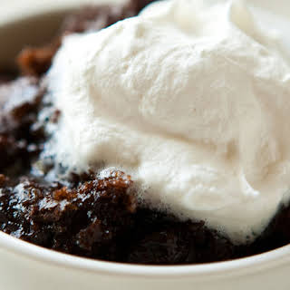Slow-Cooker Chocolate Lava Cake.