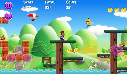 Woody Woodpecker Adventures World - náhled