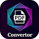 PDF Convertor - PDF Reader,Editor - Androidアプリ