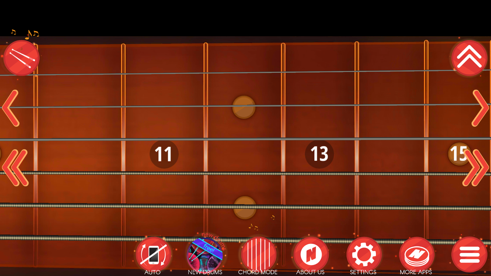 how to play paradise on electric guitar