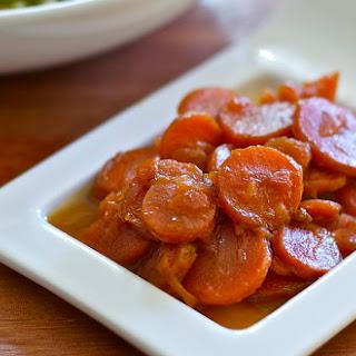 Glazed Carrots Gluten Free