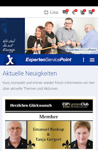X APP - Experten Service Point- screenshot thumbnail