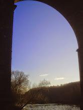 Photo: Der Kaisberg (am Viadukt aufgenommen).