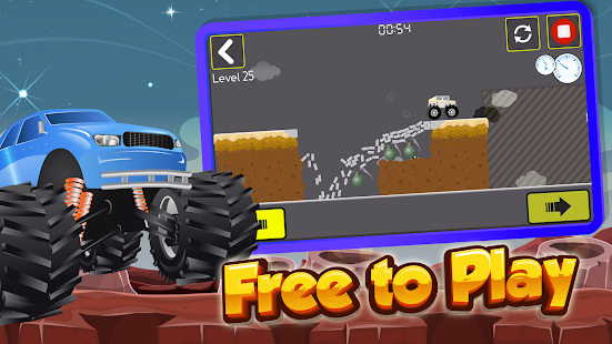 Truck Trials Driving Challenge- screenshot thumbnail