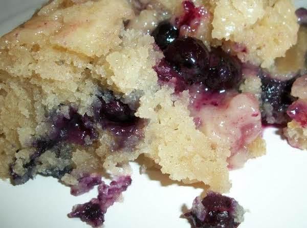 Blueberry Cream Cheese Pancakes Recipe