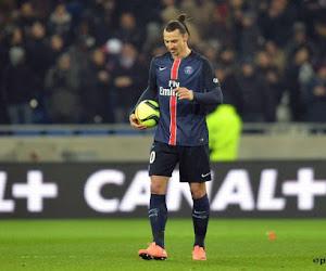 Officiel : Zlatan Ibrahimovic quitte le PSG !
