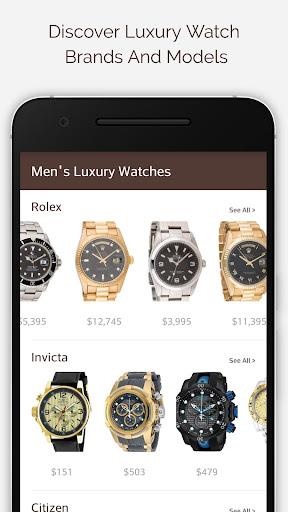 Luxury Watches For Men 1.1.7 screenshots 1