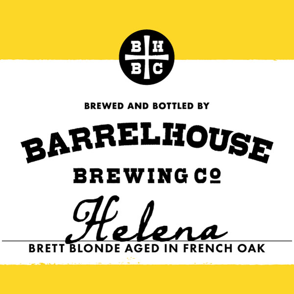 Logo of BarrelHouse Helena | Brett Blonde Sour | No. 1410