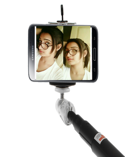 Selfie Stick Photo Editor
