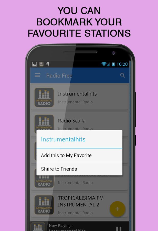 Indie Rock Radio and Music- screenshot