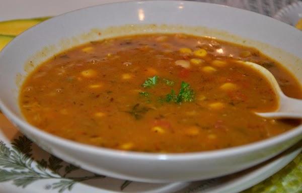 Spicy Coconut Bean Chili(vegan) Recipe