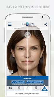 AGELESS Face Visualizer- screenshot thumbnail