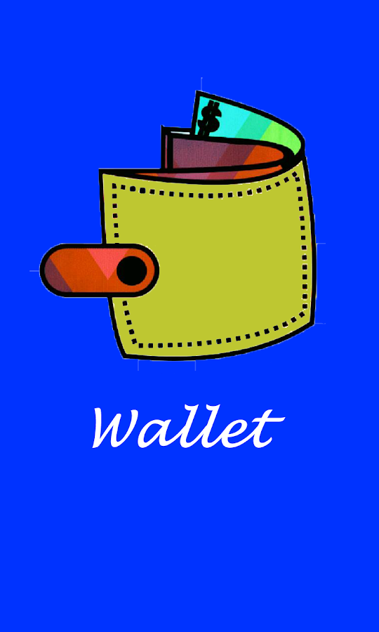 Wallet- screenshot