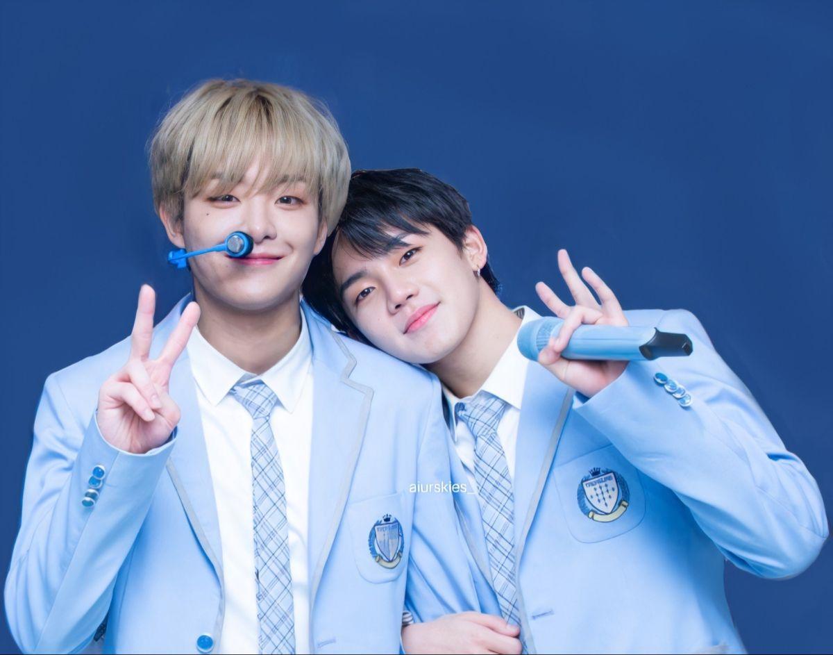 hoon and hyunsuk