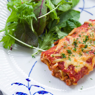 Lasagna Rolls Without Ricotta Cheese Recipes