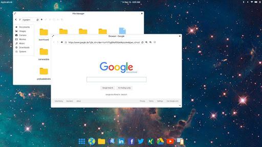 Leena Desktop UI (Pro) 0 4 2 pro APK by LeenaOS com Details