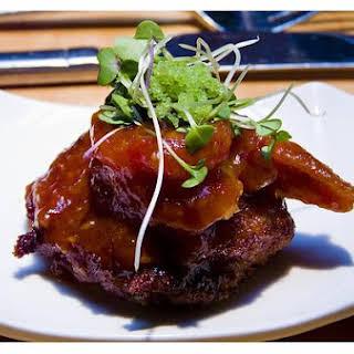 Shrimp & Scallop Saute.