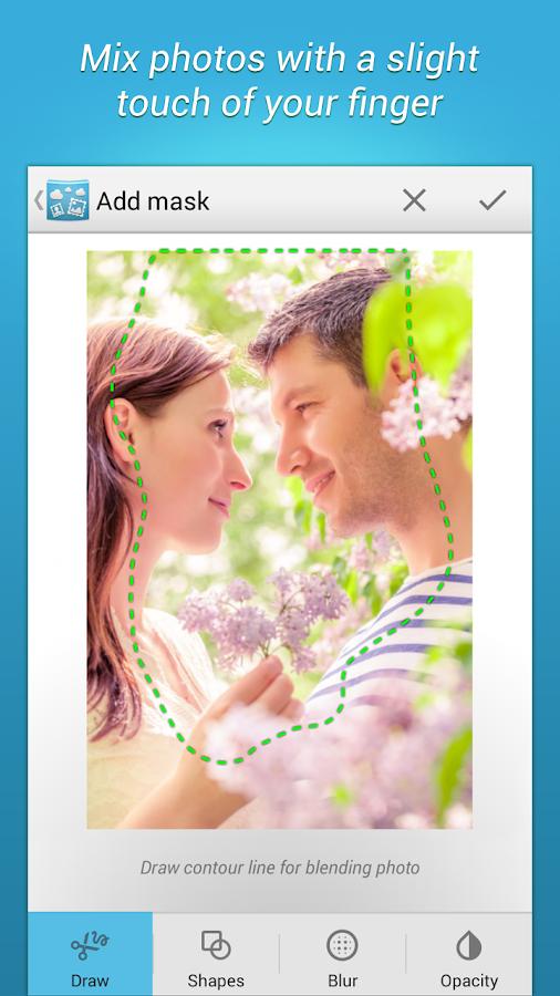 Blend Collage PRO- screenshot