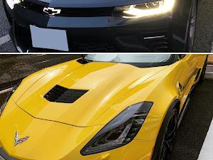 コルベット クーペ 2019 Chevrolet Corvette C7 Grand Sportのカスタム事例画像 C7GSさんの2021年03月04日19:30の投稿