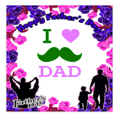 Tải father's day photo frames and stickers 2018 APK