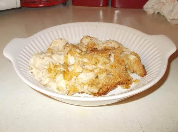 Last Minute Kick'n Chicken Casserole Recipe