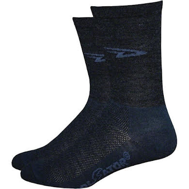"DeFeet WoolEator 5"" HiTop Sock"