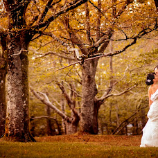 Wedding photographer Gaizka Medina (gaizkamedina). Photo of 04.09.2014