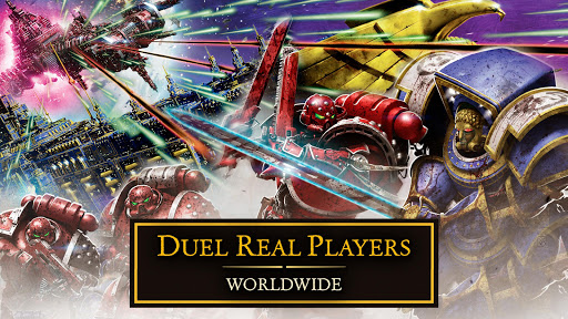 The Horus Heresy: Legions u2013 TCG card battle game 1.6.4 screenshots 2
