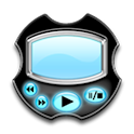 MP4/3GP/MKV HD Video Player icon
