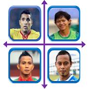 Tebak Nama Pemain Sepakbola Indonesia