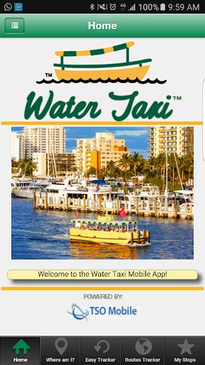 玩免費遊戲APP|下載Water Taxi Tracker app不用錢|硬是要APP