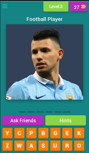 Guess The Football Player 3.19.6z screenshots 4