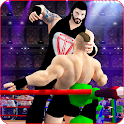 Tag Team Wrestling Games: Mega Cage Ring Fighting icon